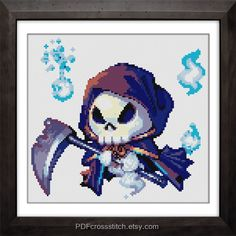 0172Messenger  PDF Cross Stitch pattern by PDFcrossstitch, $4.90 - Sam would love this!