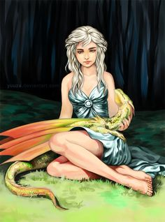 Mother of Dragons by Yuuza