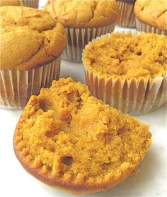 Looks like a moist yummy pumpkin muffin for thanksgiving :) we'll see how this one goes! ~Boitty
