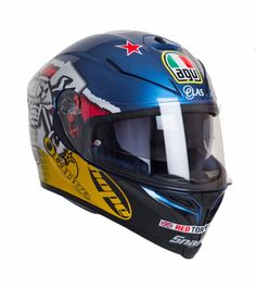AGV are proud to announce the release of a new Guy Martin Replica Helmet - http://motorcycleindustry.co.uk/agv-are-proud-to-announce-the-release-of-a-new-guy-martin-replica-helmet/ - AGV