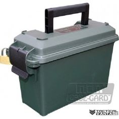 MTM - 30 Caliber Ammo Can - Forest Green - TVZOM30TFG