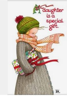 Mary Engelbreit is known for her distinctive illustrations, featured on best-selling calendars, children's books, greeting cards, figurines and more! Mary Engelbreit, Up Girl, My Baby Girl, Daughter Quotes, To My Daughter, Three Daughters, Illustration Noel, For Elise, Baby Kind