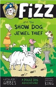 Fizz's heart is beating fast. Today he begins his first case as an undercover police dog. It's going to be tricky. At the last three show dog championships, the winner's tiara has been stolen.