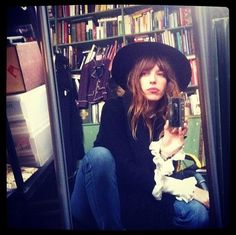 Photo : Instagram de Lou Doillon 12