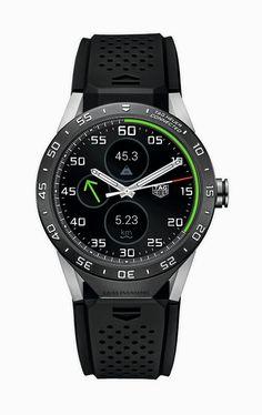 """Der Luxusuhrenhersteller TAG Heuer katapultiert sich mit der """"Connected"""" ins 21. Jahrhundert – gilt das auch für die Schweizer Uhrenindustrie?"""