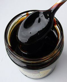 Molasses Coady. A Newfoundland molasses sauce suitable for pouring over hot or cold puddings.