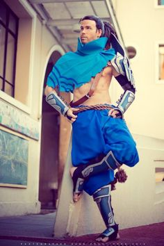 Yasuo from League of legends by Elffi cosplay
