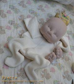 Fretta: WIP: Soft Sculptured Newborn realistic looking Baby Doll