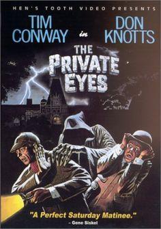 The Private Eyes DVD ~ Tim Conway, http://www.amazon.com/dp/6305976481/ref=cm_sw_r_pi_dp_Tzhvtb1469ZCB