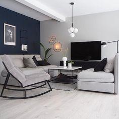 How to Blend Contemporary Design with Scandinavian Simplicity Decor Room, Living Room Decor, Bedroom Decor, Home Decor, Dining Room, Modern Interior Design, Contemporary Design, Minimalist Home, Home And Living