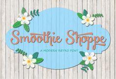Smoothie Shoppe | dafont.com