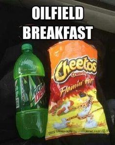 Make it diet Mountai