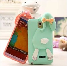 Samsung galaxy note 3 Bunny Rabbit Case, also for S5