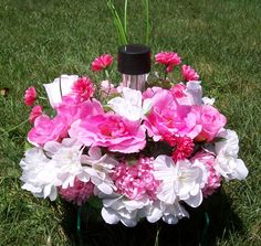 Remembering Our Loved Ones...With Fountain-Lake Creations. Hand Made Headstone Saddles With Solar Light For Sale And Also Custom Made To Your Specifications. You Choose Your Colors & Style. Order Yours Today. $30.00