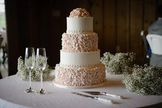 Love this! Couture Cakes in Greenville.