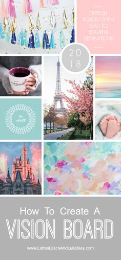 How To Make A Vision Board Using PicMonkey