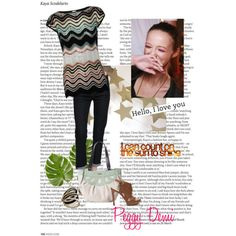 """Peggy Demi"" with Miche by kathleen-scanlon-desio on Polyvore"