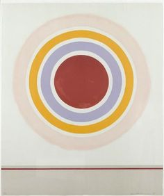 View Blush by Kenneth Noland on artnet. Browse more artworks Kenneth Noland from Kenneth Noland, Action Painting, Colour Field, Global Art, Chicago Cubs Logo, Art Market, Abstract Art, Blush, Artworks