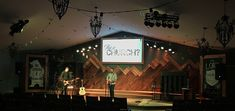 Mountain Woods from Trailhead Church in Graham, NC | Church Stage Design Ideas