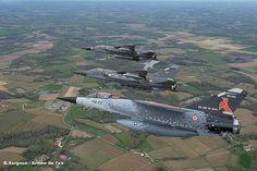 Dassault Mirage F1CR de l'ER 2/33 Savoie, 100 ans de la BR11