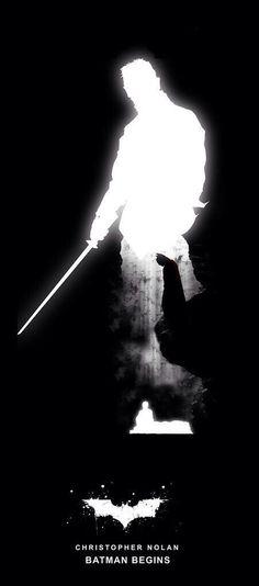 The Dark Knight Trilogy: Batman Begins by Vinay Kumar Batman Gotham Knight, Im Batman, Batman The Dark Knight, Batman Art, The Dark Knight Trilogy, The Dark Knight Rises, Tim Burton Batman, Batman Universe, Dc Universe