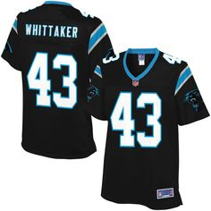 NFL Pro Line Womens Carolina Panthers Fozzy Whittaker Team Color Jersey - $99.99