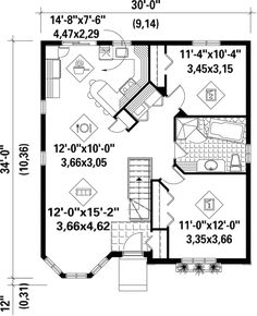 See the Mundelin European Home that has 2 bedrooms and 1 full bath from House Plans and More. See amenities for Plan Architect Drawing, House Plans And More, Construction Cost, European House, Book And Magazine, Strong Relationship, Sliding Glass Door, Floor Plans, Layout