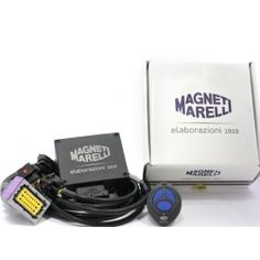 FIAT 500 ABARTH (ECU) Engine Control Module by Magneti Marelli (with Radio Remote Controller)  want this at some point