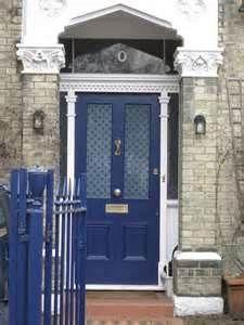 Image Search Results for Victorian front door  (We've got a centre door knob too! LOVE it)
