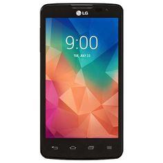 "LG L60 - Smartphone de 4.2"" (Dual Core 1.3 GHz, 4 GB, TFT, 512 MB, Android OS, v4.4 KitKat) color negro"
