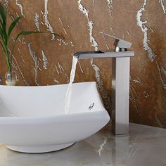 Hiendure® Single Handle One Hole Solid Brass Bathroom Ves... http://www.amazon.com/dp/B013JRB3BA/ref=cm_sw_r_pi_dp_Yh1gxb1XVZ0YW