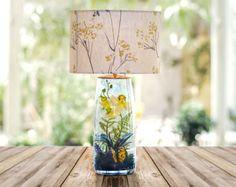 Artificial Terrarium Orchid Terrarium Centerpiece Wedding