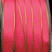 Crimson Red and Hunter Green Narrow Taffeta Wired Craft Ribbon 316 x 110 Yards ** Find out more about the great product at the image link.