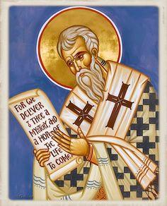 Testimonios para Crecer: San Cirilo de Jerusalén, 18 de Marzo