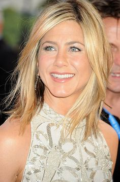 JenniferAniston -- Could totally see her as Vanessa Keller in Type and Cross.