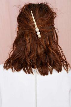 Nita Hair Clip | Shop Back In Stock at Nasty Gal
