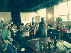 Tasting and lecture about our EVOO at Drexel University, Philadelphia! Thank you so much!  Cata de nuestros AOVEs en la Universidad de Drexel, Filadelfia!  http://www.castillodecanena.com/blog/en/tasting-and-lecture-about-our-evoo-at-drexel-university-philadelphia/