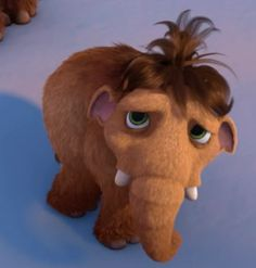 ice age 4 characters peaches - photo #23