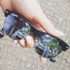 #Ray #Ban #Clubmaster Sunglasses Lowest Price $14.99, Cheap RayBan Clubmaster Glasses Big Discount For Womens Fashion Style. http://glassescheap.yuktha.com/