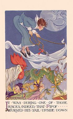 One of those races ill by Alice B. Preston by katinthecupboard, via Flickr