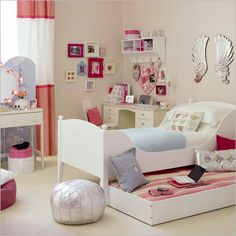 Bedroom , Tween Girl Bedroom Decorating Idea : Bedroom Decorating Ideas For Girls