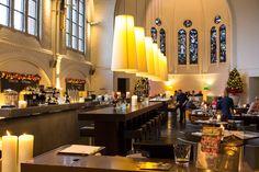 Bielefeld kulinarisch: Von Gourmetküche, Kirchenmusik und Toilettenhäuschen