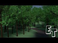 Using The Sapling Tree Generator In Blender - YouTube
