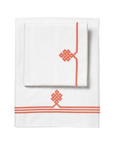 Gobi Embroidered Sheet SetGobi Embroidered Sheet Set