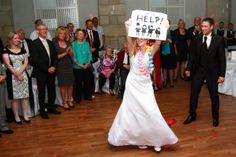 Crazy Wedding Dance in Gifhorn