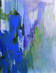 Ottava 7 - Lili Maglione, acrylic on canvas