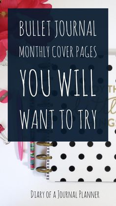 Need inspiring bullet journal themes? Find over 200 bullet journal monthly cover page and theme ideas for every month of the year, season and occassion.
