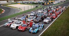 Aci Sport   Ufficializzati i calendari 2016 di Tricolore GT e F4 Italia