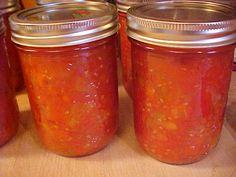la table en fête  : Ketchup aux fruits de Gertrude