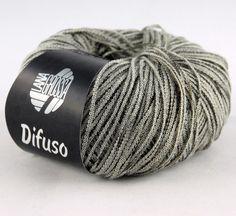 Wolle Kreativ Lana Grossa Garzato Fleece 19 natur//rosa//schwarz 50 g Fb